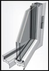 L nea a 30 new carpinter a de aluminio aberturas del pilar for Aberturas del norte pilar telefono