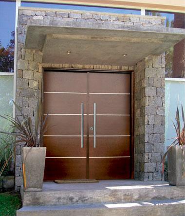 puertas de madera carpinter a de aluminio aberturas